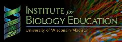 Institute for Biology Education Logo