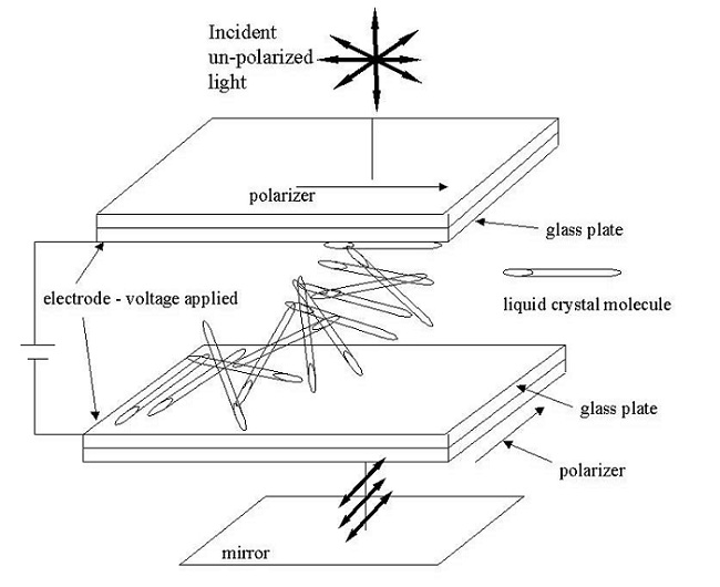 Liquid Crystal Diagram