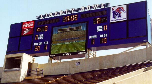 LEDs Stadium