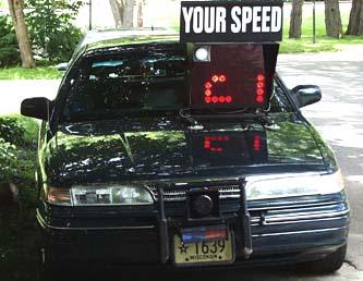 LES Cop Car