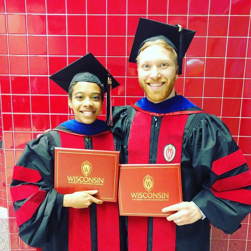 matt and julia graduate
