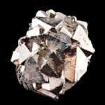 Metallic Crystal - Cubic structure